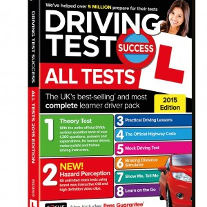 Driving Test Success All Tests 2015 Edition - PC DVD ROM