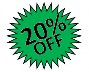 20%OFF PIC