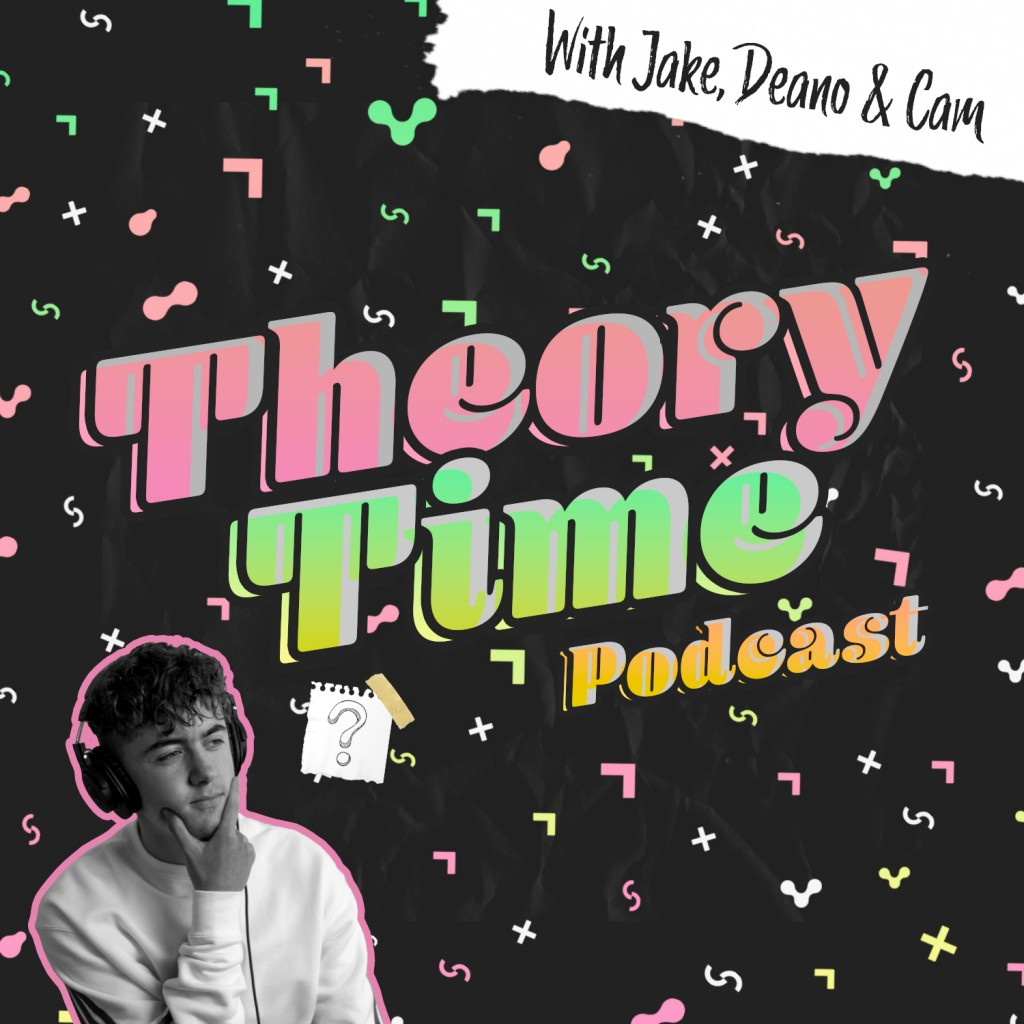 Theory time new cover logo