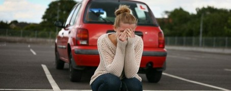 The 4 most common reasons why people fail their practical driving test