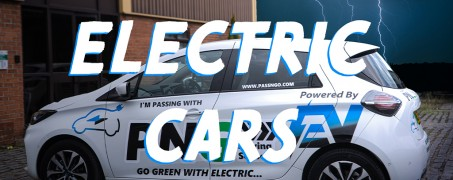 Learning to drive in an electric car